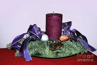Photograph - Christmas Decoration 14 by Rudi Prott