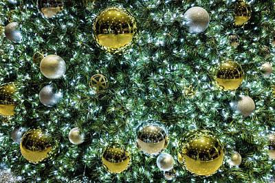 Photograph - Christmas Display 1 by M G Whittingham