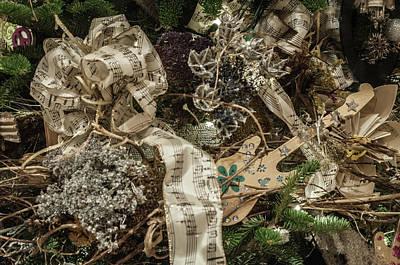 Photograph - Christmas Glitter by Stewart Helberg