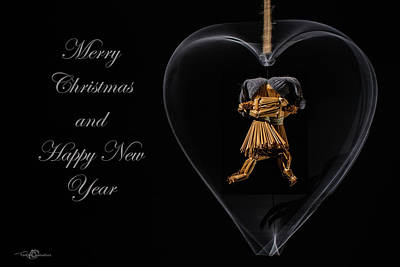 Photograph - Christmas Greetings by Torbjorn Swenelius