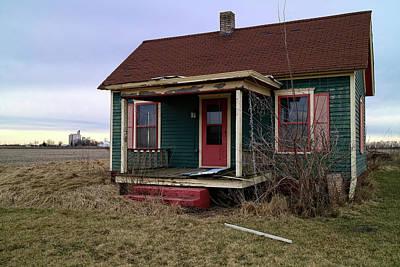 Photograph - Christmas House by Scott Kingery