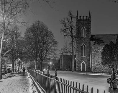 Photograph - Christmas In Lowell 375 by Jeff Stallard