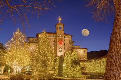 Broadmoor Photograph - Christmas Is Based On The Ancient Roman Celebration Of Saturnalia.  by Bijan Pirnia