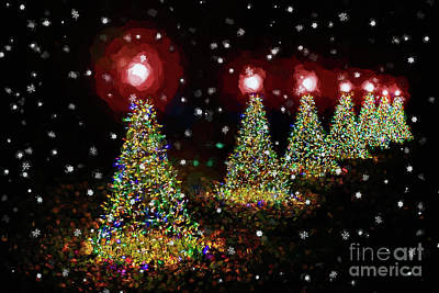 Photograph - Christmas Is In The Air by Bonnie Barry