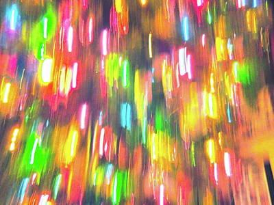 Photograph - Christmas Lights 33 by George Ramos