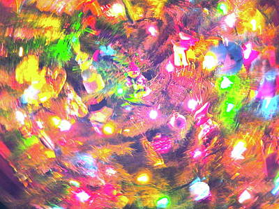 Photograph - Christmas Lights 37 by George Ramos