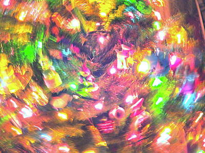 Photograph - Christmas Lights 38 by George Ramos