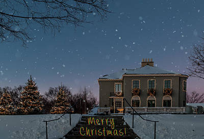 Photograph - Christmas Lights Series #2 by Patti Deters