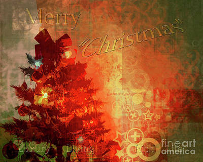 Photograph - Christmas Luxury by Lance Sheridan-Peel