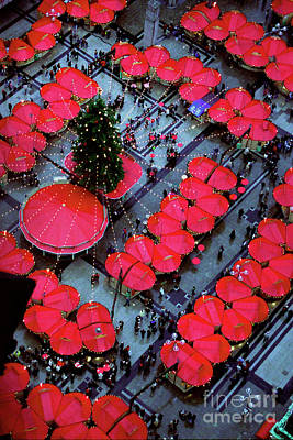 Photograph - Christmas Market-cologne by PJ Boylan