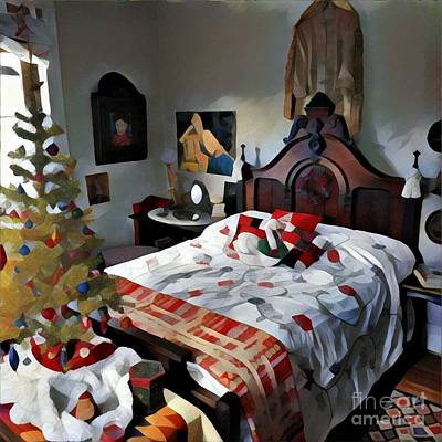 Photograph - Christmas Memories by Jodie Marie Anne Richardson Traugott          aka jm-ART