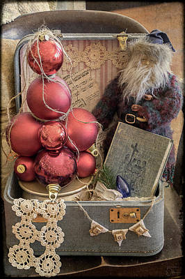 Photograph - Christmas Memories by Teresa Wilson