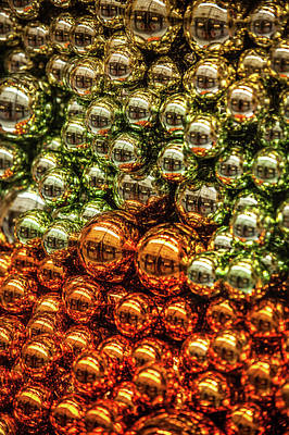 Decorated For Christmas Photograph - Christmas Mood 1 by Jenny Rainbow