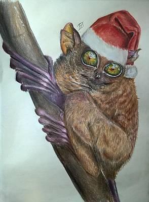 Drawing - Christmas Mood  by Ivana Koleva