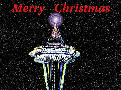 Photograph - Christmas Needle by Tim Allen