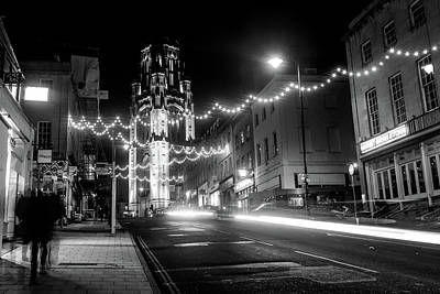 Photograph - Christmas On Park Street Bristol by Jacek Wojnarowski