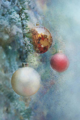 Photograph - Christmas - Ornaments by Nikolyn McDonald