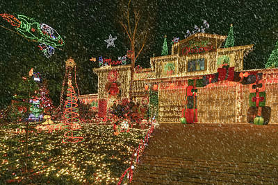 Photograph - Christmas Overload by Laura Macky