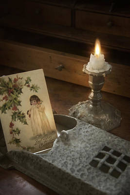 Photograph - Christmas Past by Robin-Lee Vieira