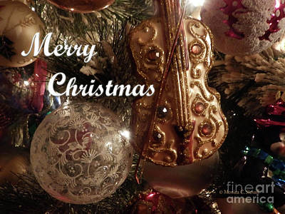 Photograph - Christmas Photo 4 by Monica C Stovall