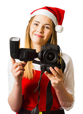 Snap Photograph - Christmas Photography Helper by Jorgo Photography - Wall Art Gallery