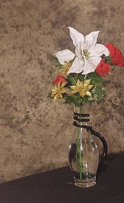 Photograph - Christmas Pitcher by Buddy Scott