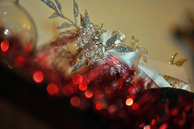 Photograph - Christmas Spirit by Isam Awad