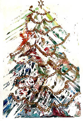 Photograph - Christmas Tree by Dana Patterson