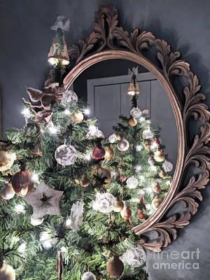 Photograph - Christmas Tree Delight by Kerri Farley
