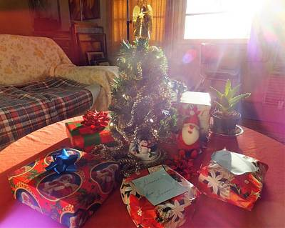 Photograph - Christmas Tree Delights by Denise F Fulmer