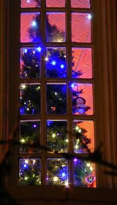 Photograph - Christmas Tree by Jennifer Wheatley Wolf