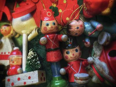 Photograph - Christmas Trio by Bill Owen