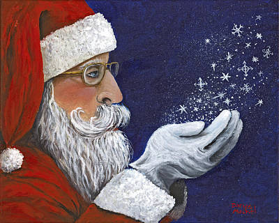 Painting - Christmas Wish by Darice Machel McGuire
