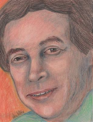 Christopher Weaver By Robin Holder Original by Robin Holder