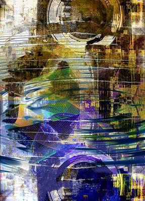 Digital Art - Chromatic Impulse by Art Di