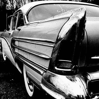 Photograph - Chrome by Al Swasey