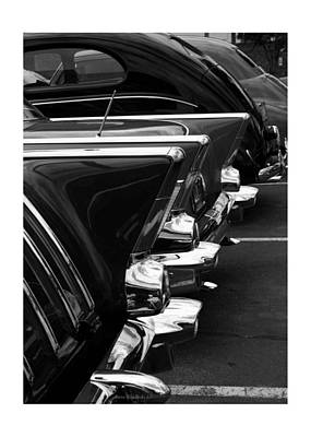 Photograph - Chrome by Steve Godleski