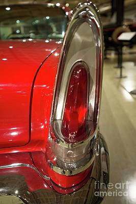 Photograph - Chrysler 300 Tail Lights by David Bearden