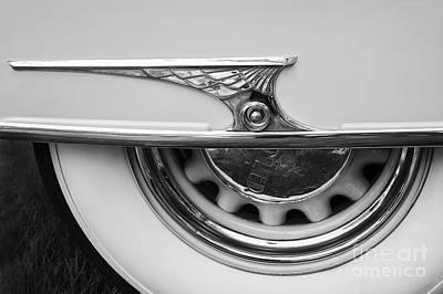Chrysler Airflow Photograph - Chrysler Airflow by Dennis Hedberg