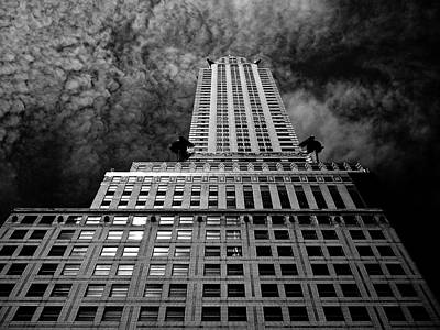 Photograph - Chrysler Building by M G Whittingham