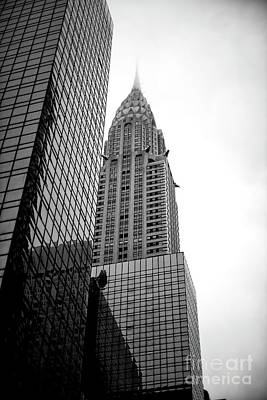 Photograph - Chrysler Building by John Rizzuto