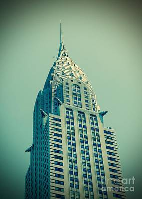 Painting - Chrysler Building by Louise Fahy