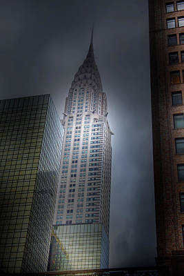Photograph - Chrysler Building by Mark Andrew Thomas