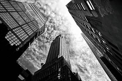 Chrysler Building - New York City Art Print