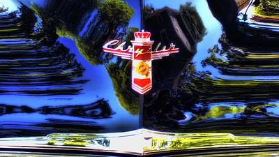 Photograph - Chrysler by Newel Hunter