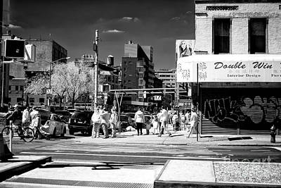Photograph - Chrystie Street by John Rizzuto
