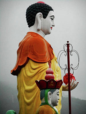 Photograph - Chua Buu Dai Son 18 by Ron Kandt