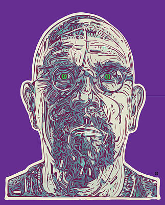 Digital Art - Chuck by Gary Grayson
