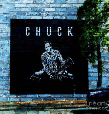 Photograph - Chuck by Kelly Awad