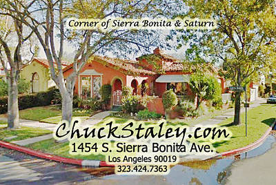 Photograph - Chuck Staley Studio by Chuck Staley